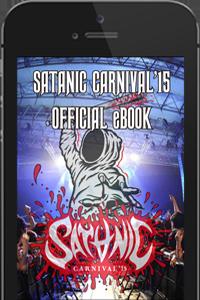 SATANICのオフィシャル eBOOK 今年も配信決定!
