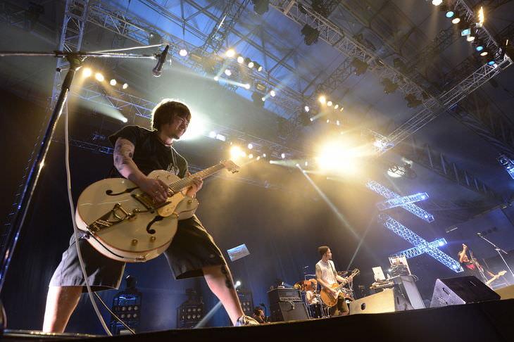SATANIC CARNIVAL '15 –  Ken Yokoyama 最速ライブレポート配信