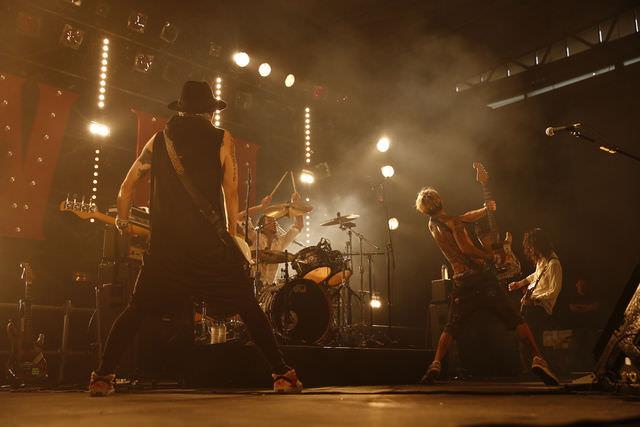 SATANIC CARNIVAL '15 –  The BONEZ 最速ライブレポート配信
