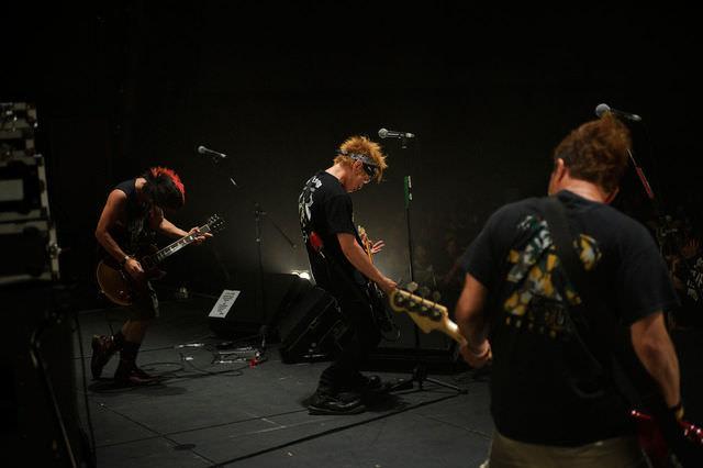 SATANIC CARNIVAL '15 –  GOOD4NOTHING 最速ライブレポート配信