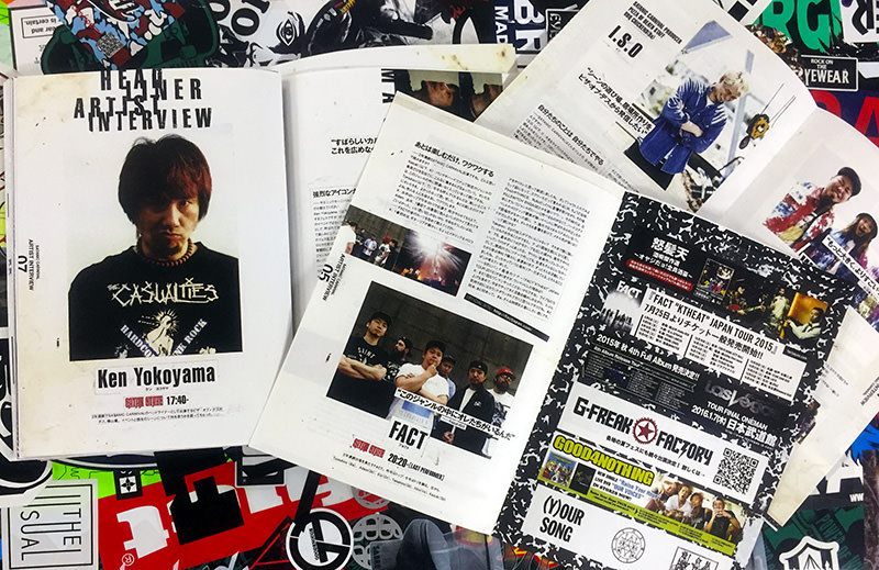 SATANIC CARNIVAL × Ollie Magazine Official Guide Book
