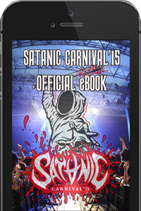 SATANIC CARNIVAL'15 OFFICIAL eBOOK 配信!