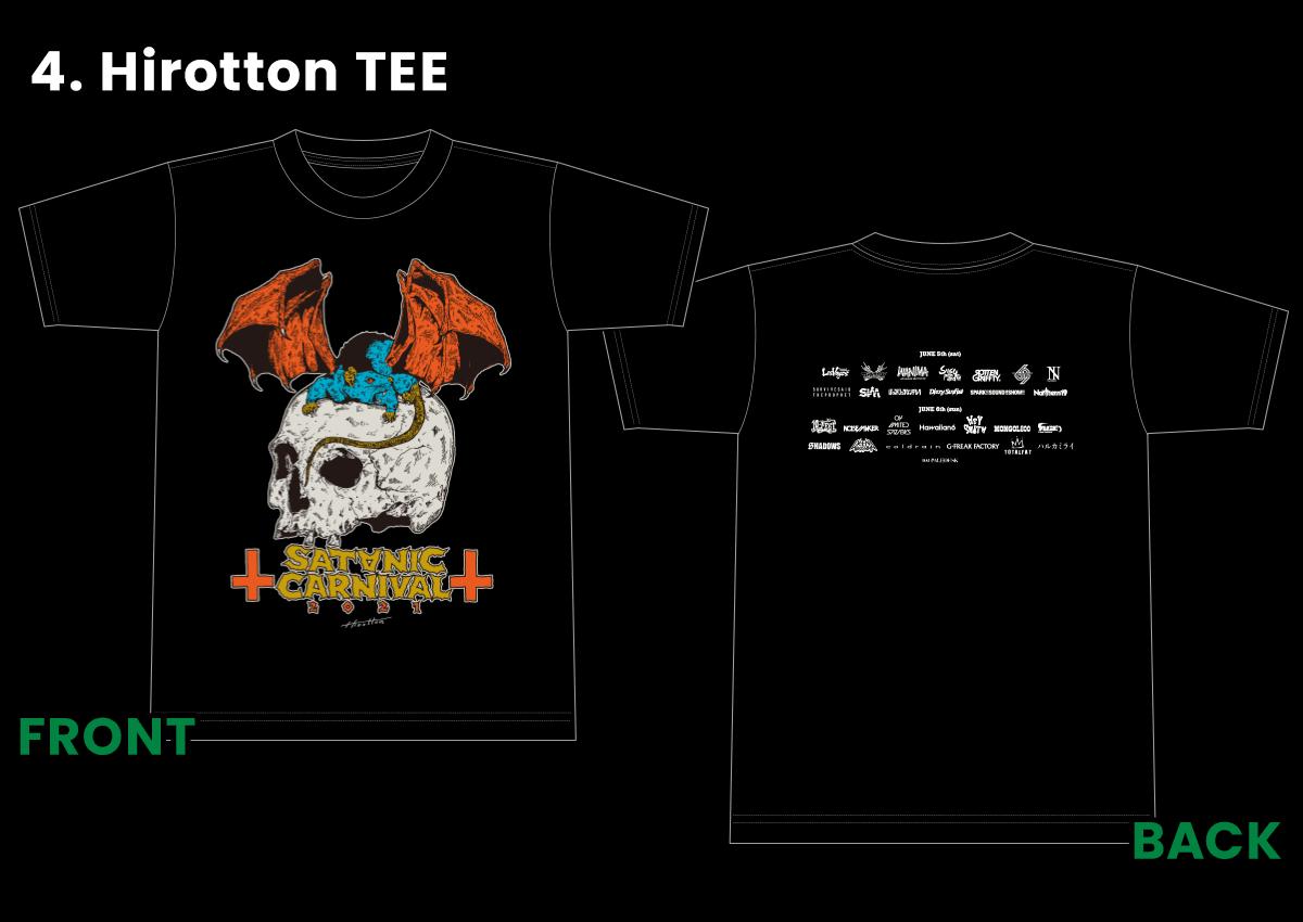 Hirotton TEE