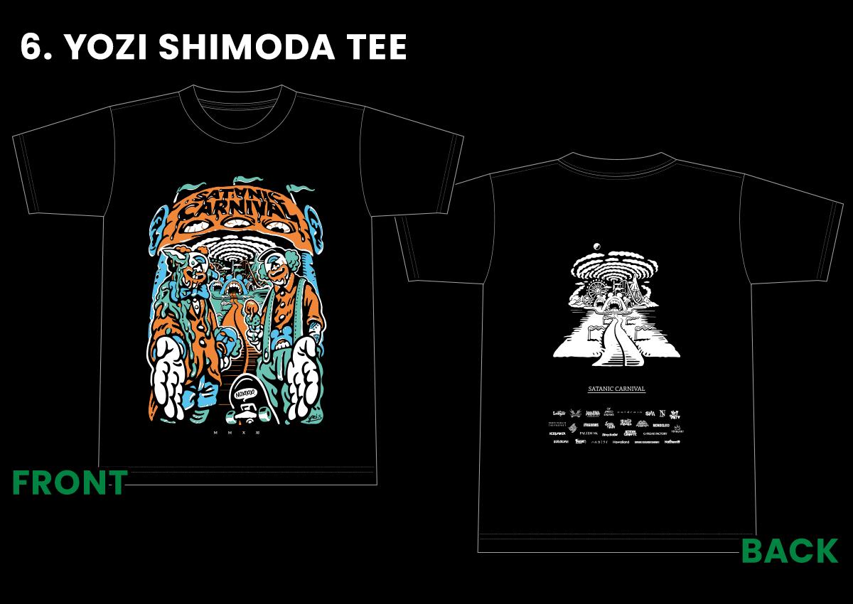 YOZI SHIMODA TEE