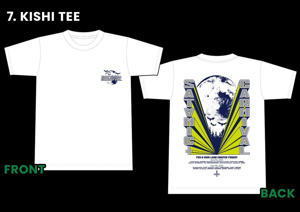 KISHI TEE